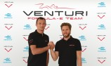 Heidfeld and Sarrazin join Formula E series