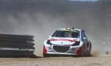 Villeneuve wrecks ahead of World RX return