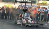 Harris takes Winternationals Top Fuel Win