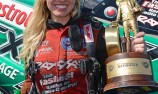 Courtney Force wins Sonoma in all Castrol-oiled JFR final