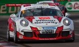 Baird sets the pace in Porsche practice