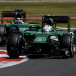 Caterham sheds staff amid restructure