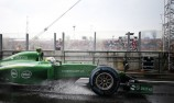 Caterham in legal dispute with sacked workers