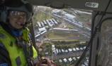 VIDEO: Chaz Takes Flight