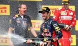 Ricciardo salutes in mesmerising Hungarian GP