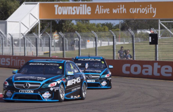 Erebus one-two in final Friday practice