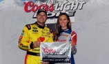 David Gilliland on pole at Daytona
