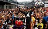 Jeff Gordon wins fifth Brickyard 400