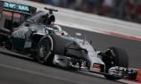 Hamilton takes blame for qualifying error