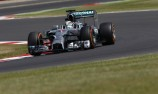 Hamilton fastest despite power issue
