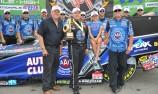 Castrol-oiled JFR wins Mopar Mile High NHRA Nationals