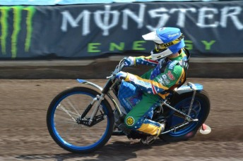 Jason Doyle was Australia's best in the SWC Event 1