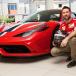 Talbot secures Kessel Ferrari seat for Spa 24H