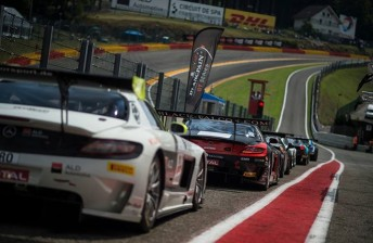 LIVE STREAM: 24 Hours of Spa