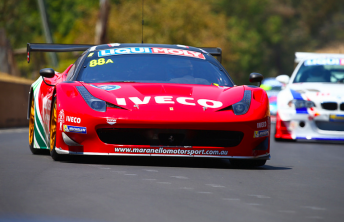 Maranello took a memorable victory in the 2014 Bathurst 12 Hour