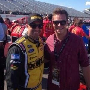 Ambrose with Scott McLaughlin