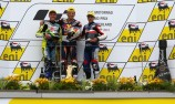 Miller extends Moto3 lead with Sachsenring win