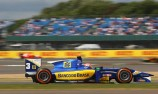 Nasr wins, Evans seventh in Silverstone sprint