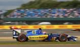 Nasr wins, Evans seventh in Silverstone sprint