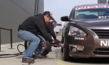 VIDEO: Nissan pit stop challenge