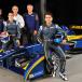 French Formula E team signs Buemi, Prost