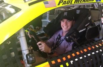 Scott McLaughlin hints at NASCAR future