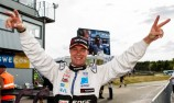 From crash to victory for Castrol EDGE-oiled Volvo