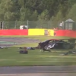 Van Gisbergen out after heavy crash for co-driver
