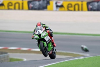 Tom Sykes took the first race