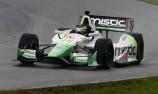 Sebastien Bourdais surges to pole at Mid-Ohio