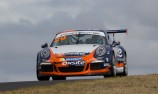 Patrizi sets the pace in Carrera Cup practice