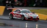 Baird masters wet Carrera Cup opener