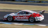 Baird wins second Carrera Cup race