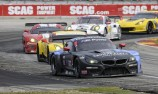 Castrol-oiled BMW back on the USSC podium