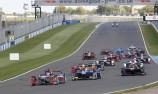 Formula E completes race event simulation