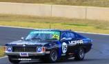 Greg Crick eases back into racing return