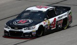Harvick scores sixth pole of the year