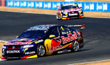 Whincup defeats Lowndes in Ipswich opener