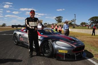 Kerry Baily set for Sports Sedan return
