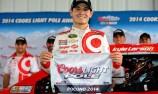Kyle Larson takes Pocono pole