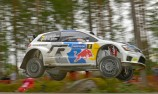 Latvala heads early in Finland