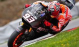Marquez sets the pace in Brno test