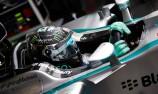 Rosberg beats Hamilton to fourth consecutive pole