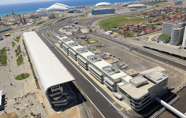 New Sochi F1 circuit deemed ready to host inaugural Russian Grand Prix