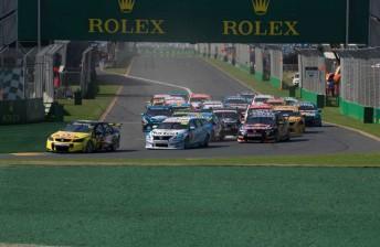 V8s closing on championship status for AGP
