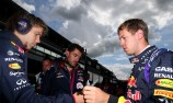 Vettel set for new chassis at Monza