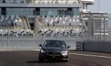Sebastian Vettel laps new Sochi circuit
