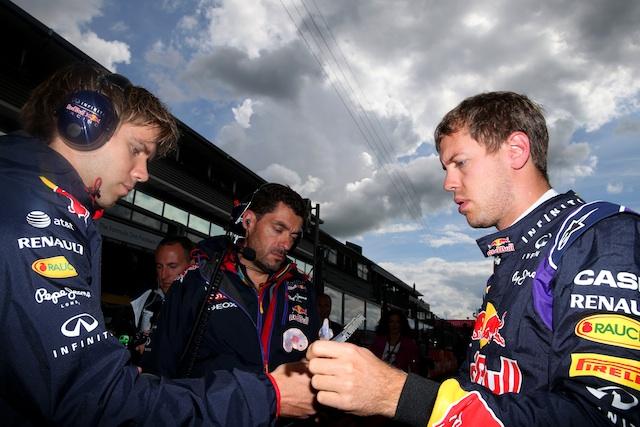 Vettel Vettel set for new chassis at Monza