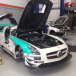 Sydney shakedown for Bathurst-bound Mercedes