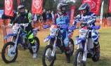 Yamaha Australian enduro roars into life